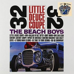 Télécharger l'album Little Deuce Coupe des Beach Boys