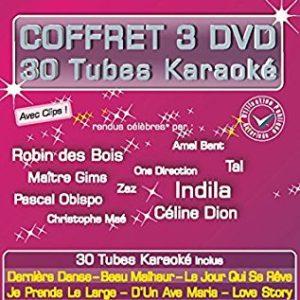 """Acheter le Coffret 3 DVD Karaoké KPM Pro """"Stars En Scène 4, 5 et 6"""""""