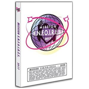Acheter le DVD Les Enfoirés 2017 : Mission E.N.F.O.I.R.ES.