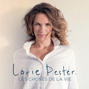 Précommander l'album Les choses de la vie de Lorie Pester