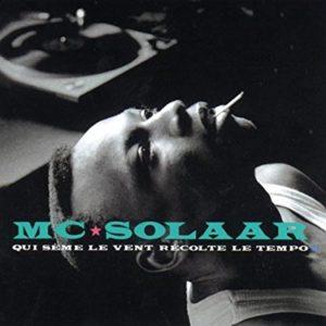 Acheter l'album Qui Sème Le Vent Récolte Le Tempo de MC Solaar