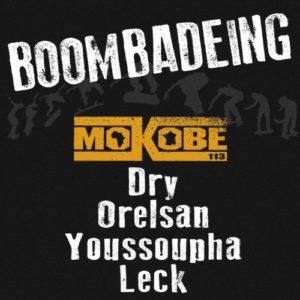 Télécharger le single Boombadeing feat. Dry, OrelSan, Youssoupha & Leck de Mokobe