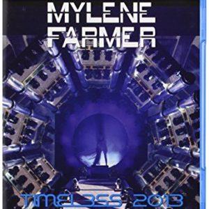 Acheter le DVD Blu-ray de Mylène Farmer - Timeless 2013, le film