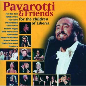 Télécharger l'album Pavarotti & Friends For The Children Of Liberia