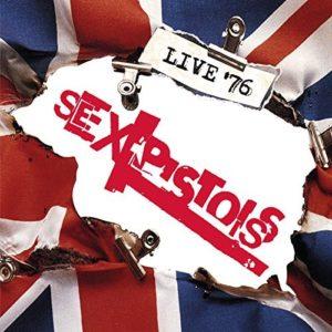 Télécharger l'album Live 76 [Explicit] des Sex Pistols