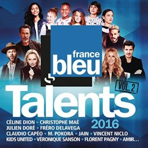 Télécharger la compilation Talents France Bleu 2016, Vol. 2
