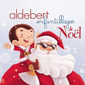 Télécharger l'album Enfantillages de Noël d'Aldebert