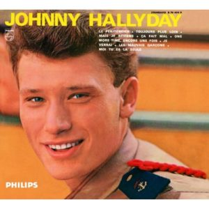 "Télécharger l'album Johnny Hallyday N°7 ""Le Penitencier"""