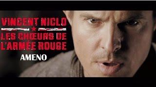 Vincent Niclo et Les Choeurs de l'Armée Rouge – Ameno