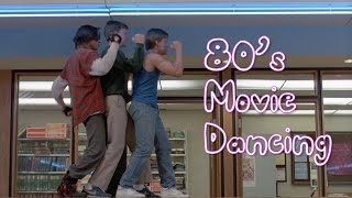 Lionel Richie – Dancing On The Ceiling (Dancing In 80's Movies Tribute)