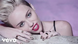 Miley Cyrus – We Can't Stop (clip et paroles)